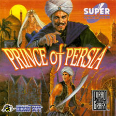 Prince of Persia (Super CD)