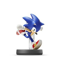 Sonic - Super Smash Bros. Amiibo (Nintendo)