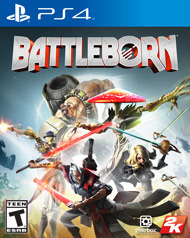 Battleborn (Playstation 4) - PS4