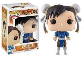 #136 - Chun-Li (Street Fighter)