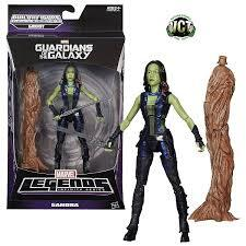 Gamora - Guardians of the Galaxy (Marvel Legends)