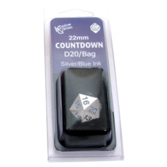 Metal 22mm d20 with Bag