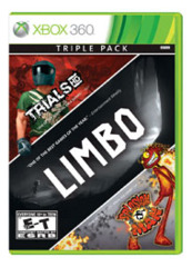 Trials HD + Limbo + Splosion Man (Xbox 360)