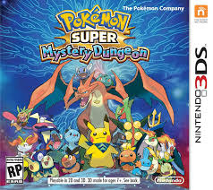 Pokemon : Super Mystery Dungeon