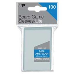 Ultra Pro Board Game Sleeves 41x 63mm