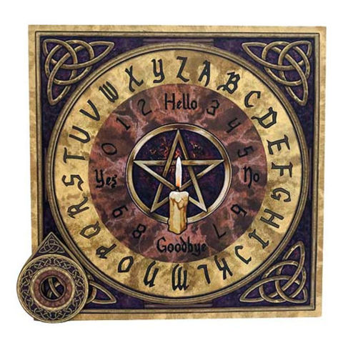 Spirit Board (Pentagram Ouija Board) - Fantasy