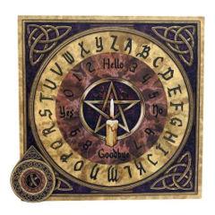 Spirit Board (Pentagram Ouija Board) - Fantasy