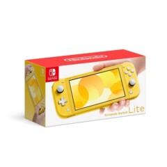 Nintendo Switch Lite System - Yellow