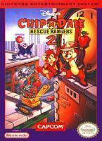 Chip 'n Dales - Rescue Rangers 2 (Nintendo) - NES
