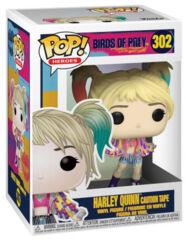 #302 - Harley Quinn Caution Tape (Birds Of Prey)