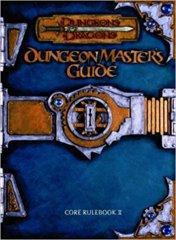 3.0 Dungeon Master's Guide (3rd Edition)