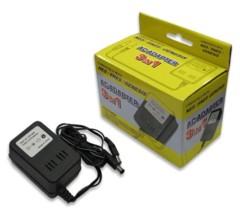 (Hyperkin) NES/SNES/GENESIS AC Adaptor - 3-in-1
