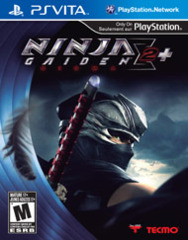Ninja Gaiden Sigma 2 PLUS - (PS Vita)