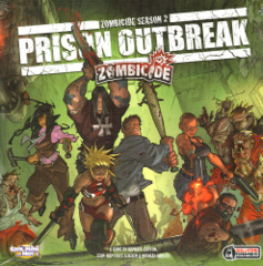 Zombicide Season Two: Prison Outbreak