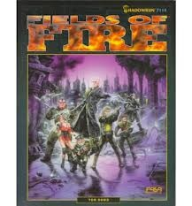 Shadowrun Sourcebook: Fields of Fire