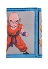 Krillin - Tri-Fold Wallet (Dragon Ball Z) - Velcro