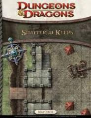 Dungeons and Dragons RPG (Map Pack) - Shattered Keeps