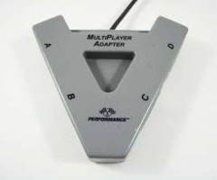 playstation 1 multiplayer adapter by Performance (playstation)