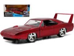 Dom's Dodge Charger Daytona (Fast & Furious) - Jada 1:24