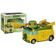 #05 - Turtle Van (TMNT)