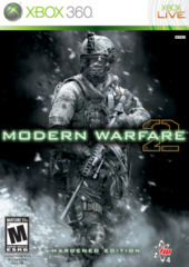 Call of Duty - Modern Warfare 2  Hardened Edition (Xbox 360)