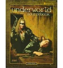 Shadowrun Sourcebook: Underworld Sourcebook