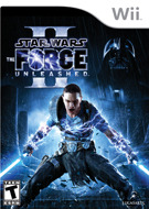 Star Wars The Force Unleashed II (Nintendo Wii)