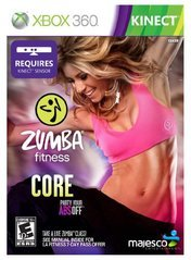 Zumba Fitness - Core - Kinect (Xbox 360)