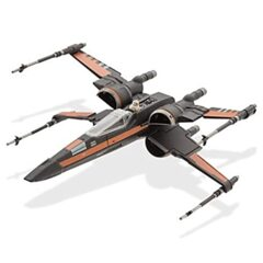 Disney Store Star Wars The Force Awakens Poe's X-wing Fighter
