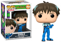 #744 - Shinji (Evangelion)