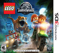 Lego Jurassic World (Nintendo 3DS)