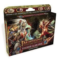 Pathfinder Adventure (Card Game) - Sorcerer Class Deck