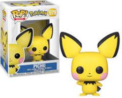 #579 - Pichu (Pokemon)