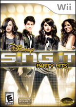 Disney Sing It Party Hits(Game Only)