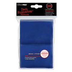 Blue (Ultra Pro) - Standard Sleeves - 100ct