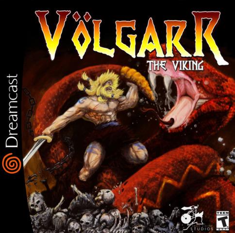 Volgarr The Viking (Homebrew Game) - Video Games » Sega