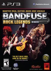 Bandfuse Rock Legends (PS3)