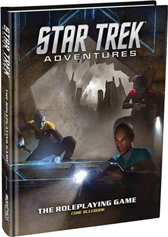 Star Trek Adventures The Roleplaying Game Core Rulebook