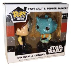 Han Solo + Greedo - Salt & Pepper Shakers (Star Wars)