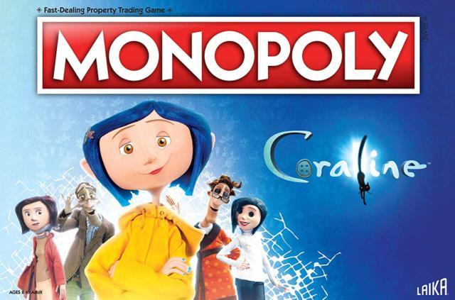 Monopoly - Coraline