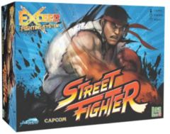 Exceed Fighting System, Street Fighter Ryu Box