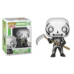 #438 Skull Trooper (Fortnite)