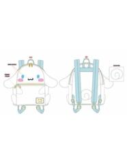 Cinnamaroll - Plushie Ears Feet Arms and Tail (Mini Back Pack) - Sanrio Loungefly