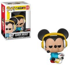 #515 Disney - Gamer Mickey (Gamestop Exclusive)