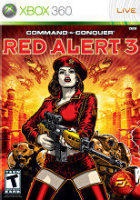 Command and Conquer - Red Alert 3 (Xbox 360)