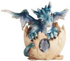 Blue - Dragon Hatching Egg - 71530