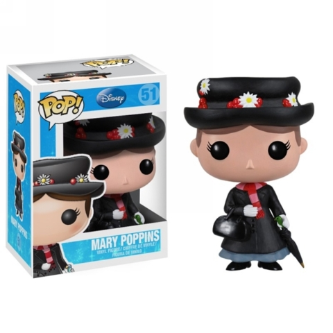 #51 - Mary Poppins (Disney)