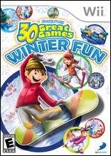 Family Party: 30 Great Games Winter Fun (Wii)