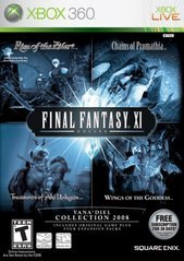 Final Fantasy XI - Vana'diel Collection 2008 (Xbox 360) (DO NOT PURCHASE)