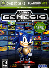 Sonic's Ultimate - Genesis Collection (Xbox 360)